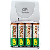 Camera Batterijen